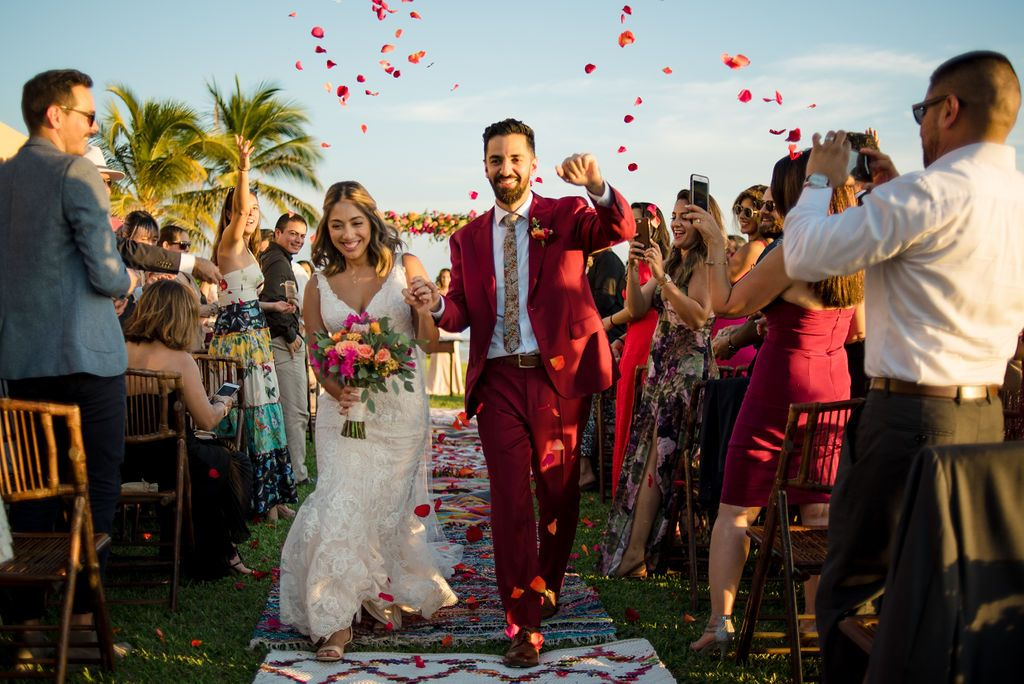 Punta Mita Mexican Wedding