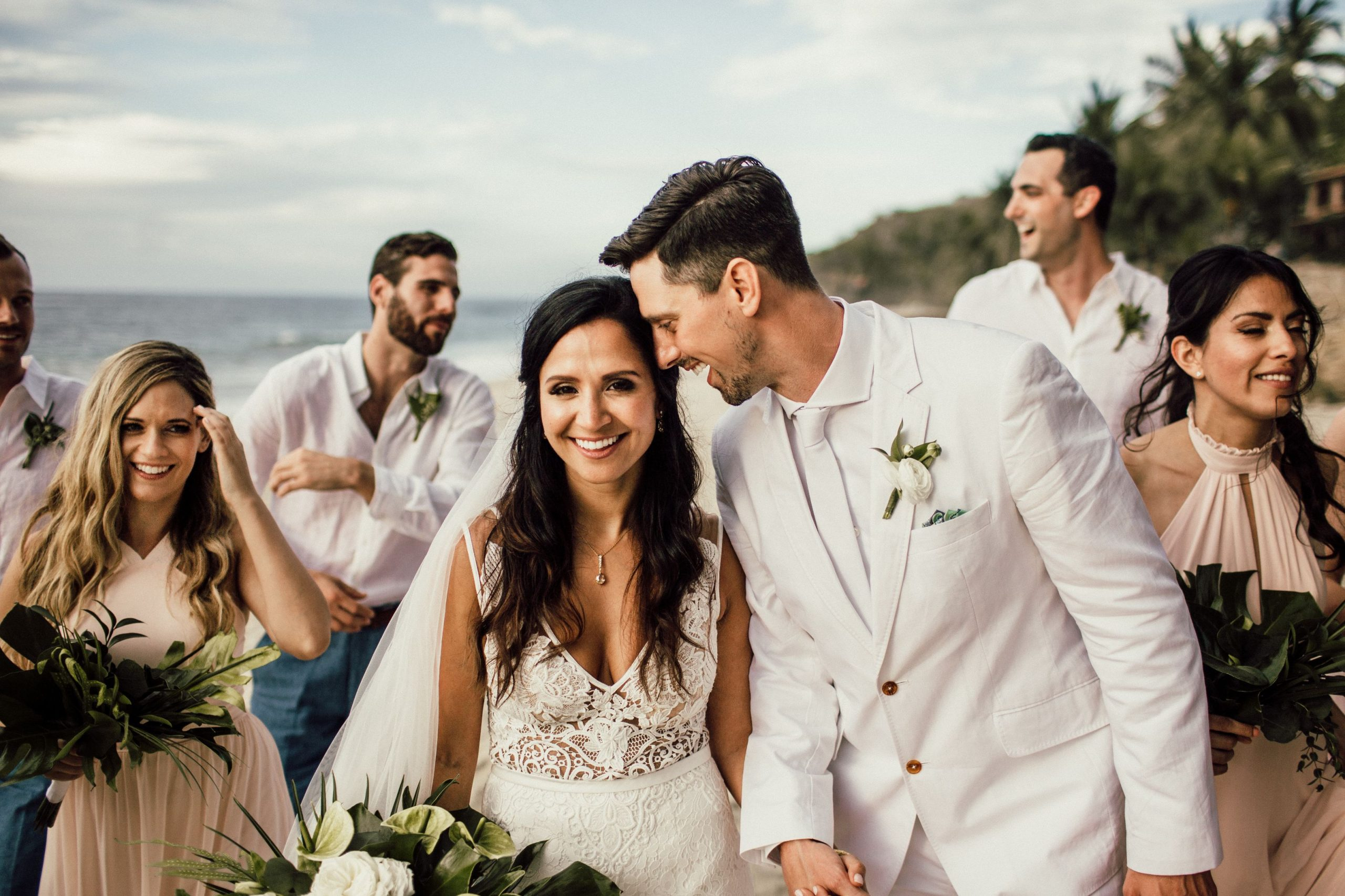 Green Sayulita Wedding