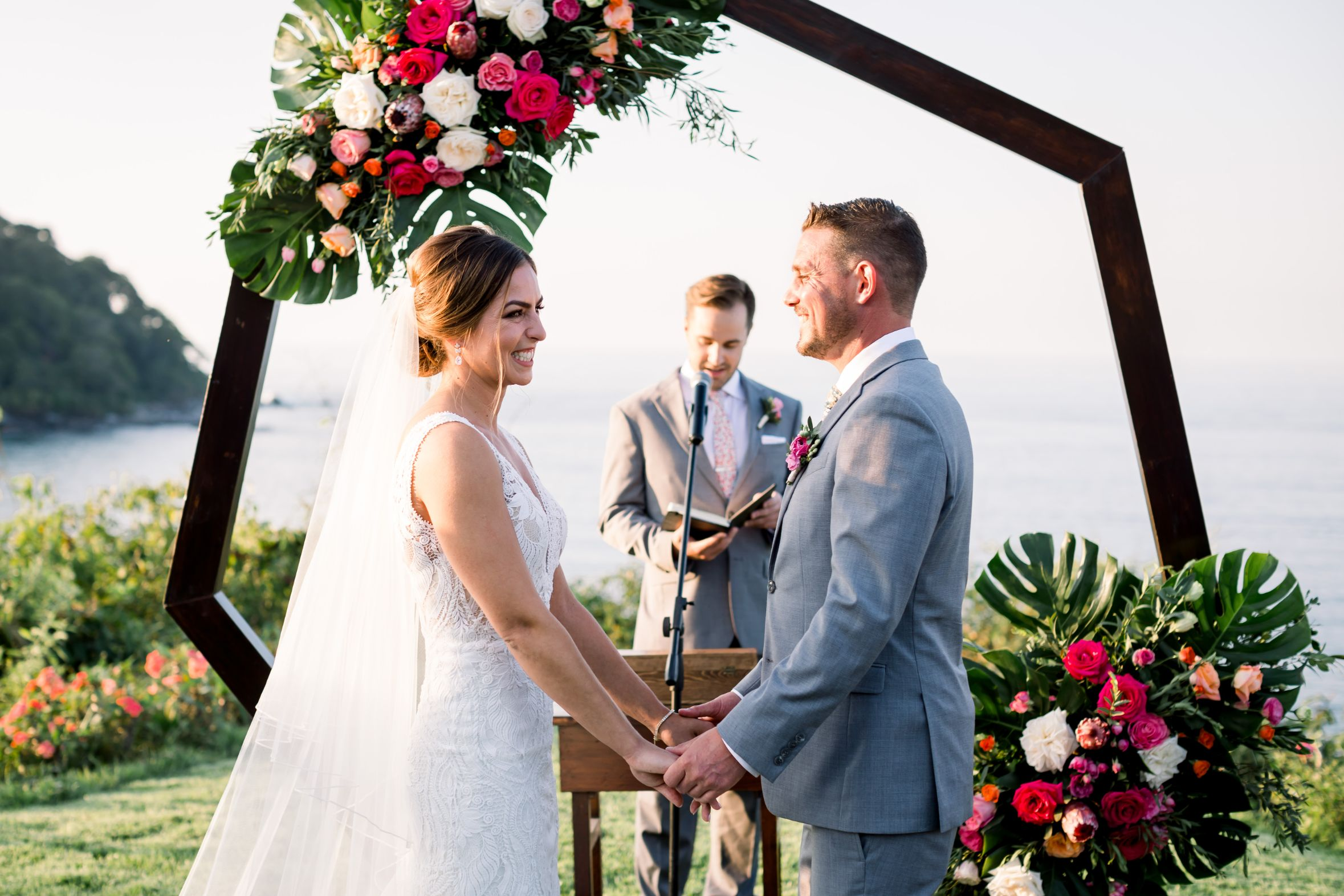 Tropical Sayulita Wedding in a Palapa