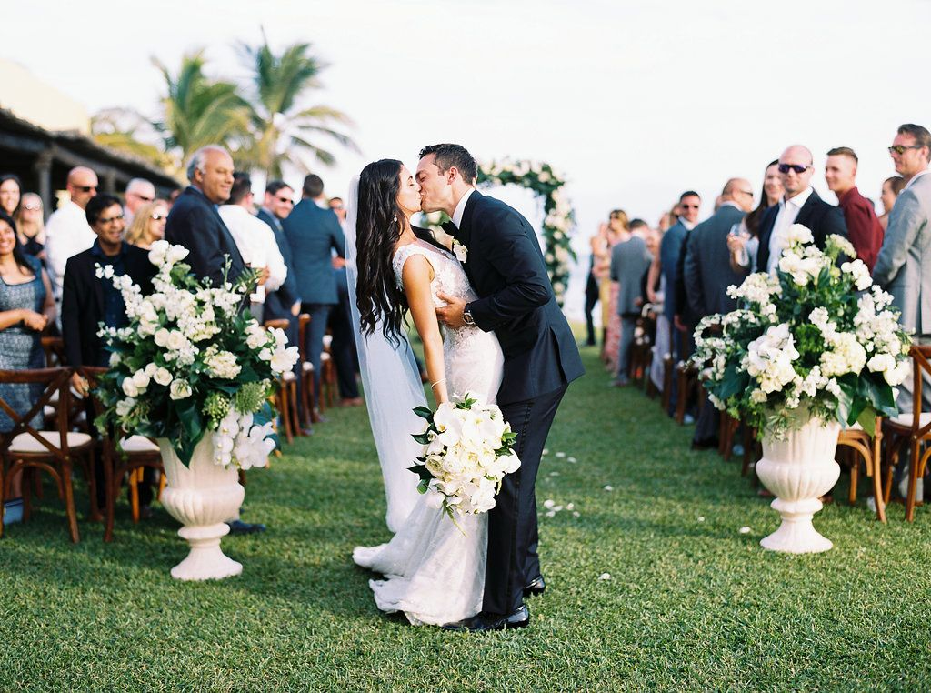 Elegant Punta Mita Wedding