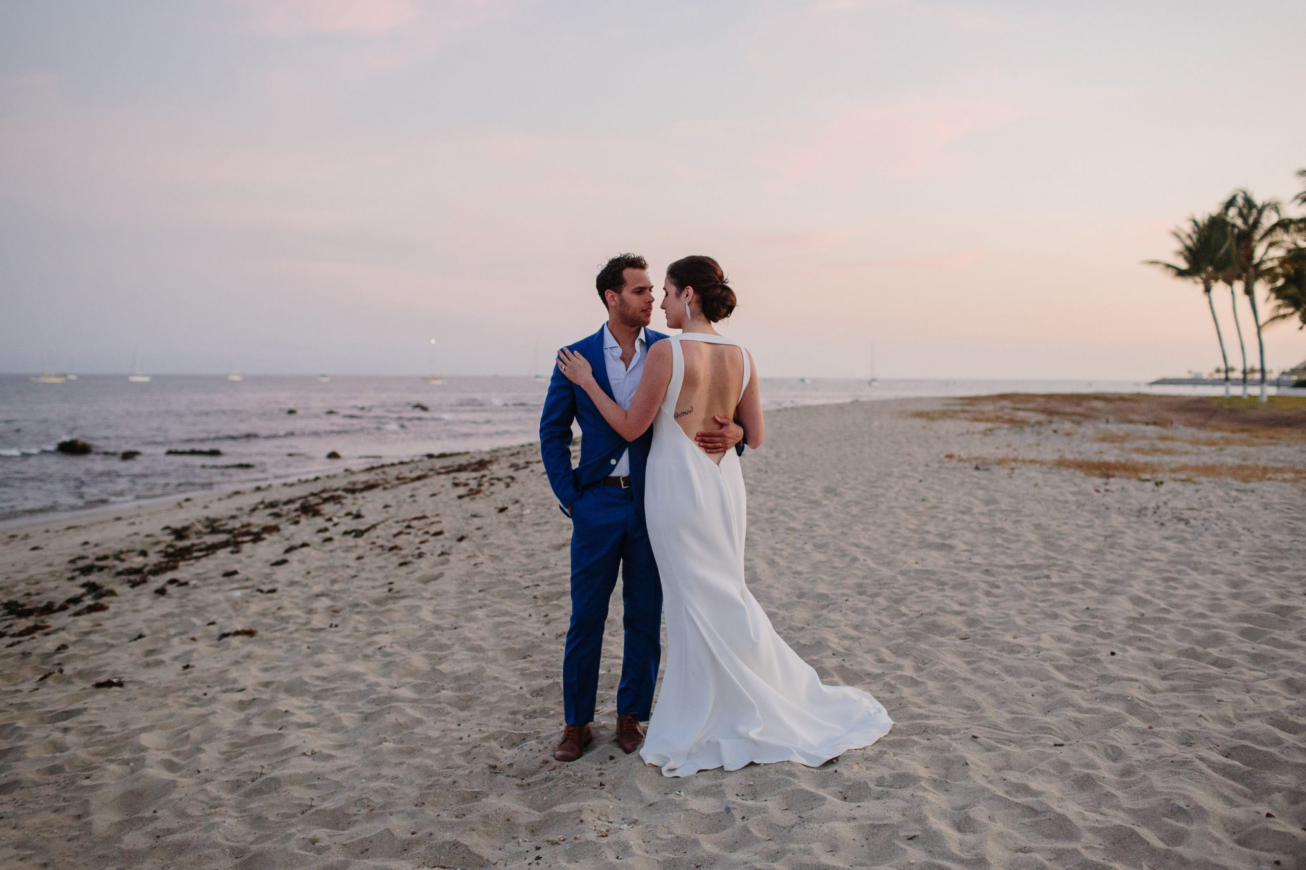 Tropical Punta Mita Beach Wedding
