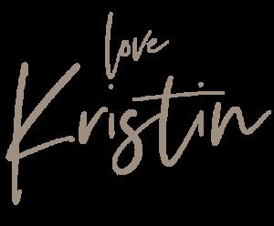 Love Kristin